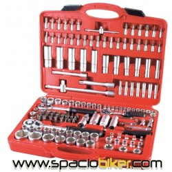 TOOL BOX 150 PIECES IN METRIC ROTHEWALD