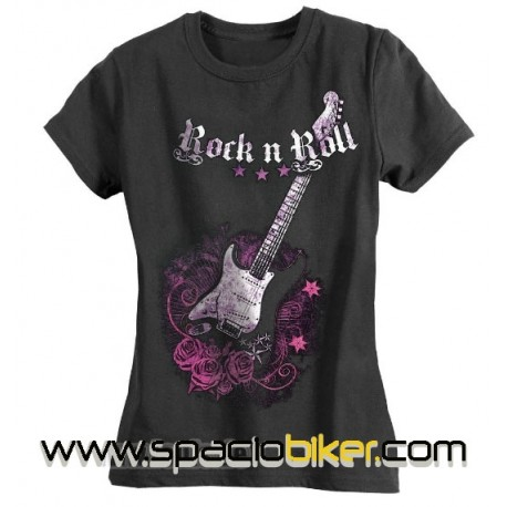 camiseta-lady-rock-and-roll