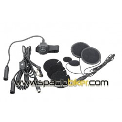 INTEGRAL HELMET HEADSET FOR GARMIN GPS 550/660