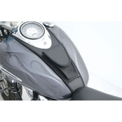TIE WITH POCKET SMOOTH tank cover Yamaha V-Star 1100 Class