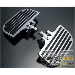 PLATFORMS FOR HARLEY DAVIDSON CHROME RAIL