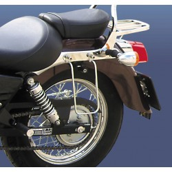 SADDLEBAG SUPPORT HONDA VT 750 BLACK WIDOW / SPIRIT