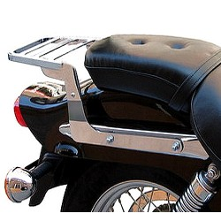 Rack GRILL WITH STAND HONDA BLACK WIDOW