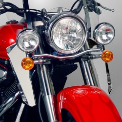 DEFLECTORS SUZUKI C800 LOW WINDSHIELD NATIONAL CYCLES