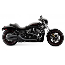 COLA ESCAPE SUPERTRAPP FATSHOTS BLACK PARA STREET-ROD Y NIGHT-RO