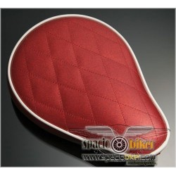 SEAT ONLY CHARCOAL RED BOOM