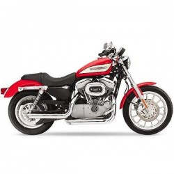 ESCAPE HARLEY DAVIDSON SPORTSTER XL SUPERTRAPP MEAN MOTHERS STAG