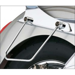 HONDA SADDLEBAG SUPPORTS VTX1800N COBRA 04-08