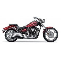 ESCAPE YAMAHA XV1300 SPEEDSTER SWEPT STRIKER 11