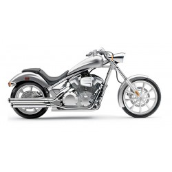 "ESCAPE HONDA VTX1300 FURY COBRA 3"" INCH SLIP-ON 10-UP"