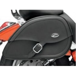 DRIFTER TEARDROP SADDLEBAGS SADDLEBAGS VT 1300C 03-07