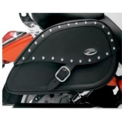 Desperado TEARDROP SADDLEBAGS SADDLEBAGS VT 1300R / S 05-07