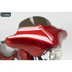 WINDSHIELD CORBIN CUSTOM HARLEY DAVIDSON SOFTAIL 84-99 Fleetliner
