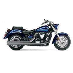 ESCAPE YAMAHA XV1300 V-STAR TOURER COBRA SPEEDSTER LONGS 07-11