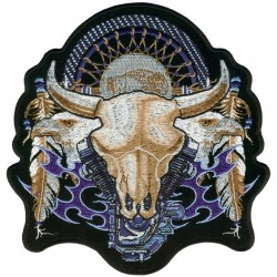 PATCH BADLANDS 25.4cm