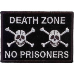 PATCH DEATH ZONE