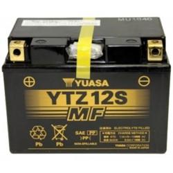 YUASA BATTERY FACTORY YTZ YTZ12S