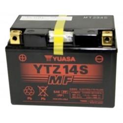 YUASA BATTERY FACTORY YTZ YTZ14S