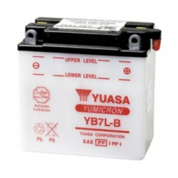 YB7L-B YUASA BATTERY
