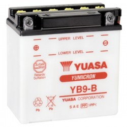 BATERIA YUASA YB9L-A2