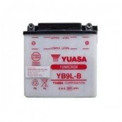 BATERIA YUASA YB9L-B