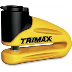 CANDADO DE DISCO TRIMAX 10 MM YELLOW