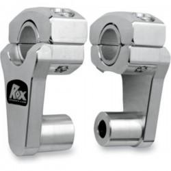 Handlebar risers height 5cm ALUMINIUN 22mm or 28mm
